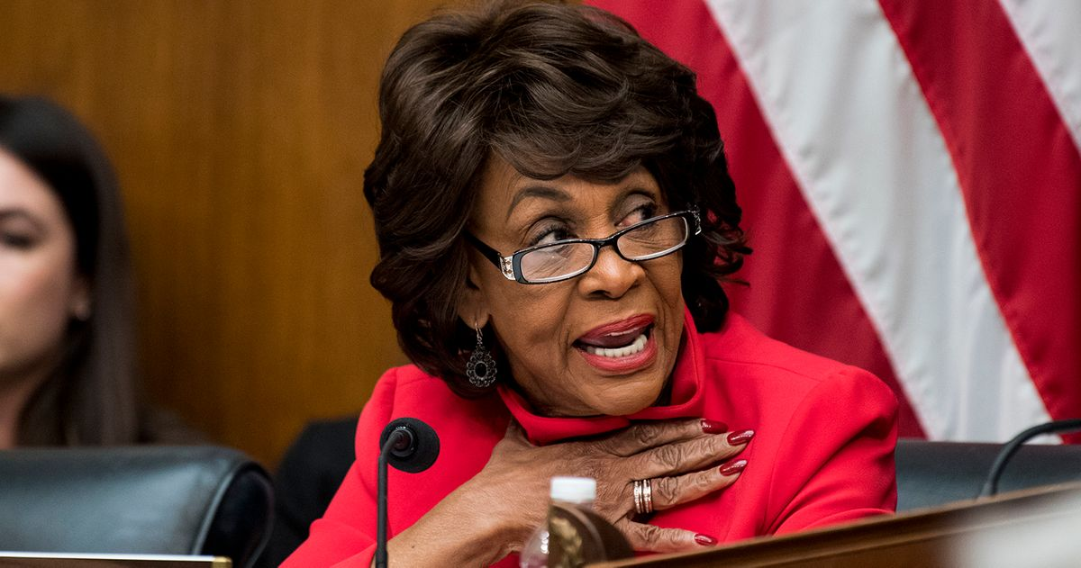 Maxine Waters Says She Is A Strong Black Woman