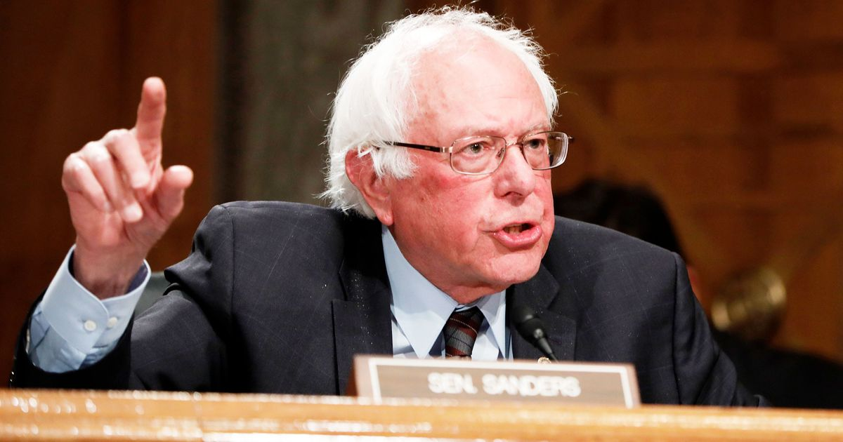 Sanders Makes Case Against The Saudis And For Bernie 2020