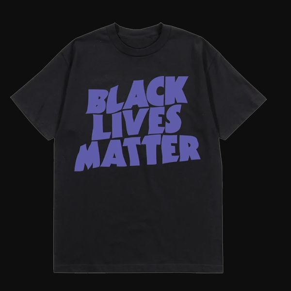Black Sabbath Black Lives Matter Tee