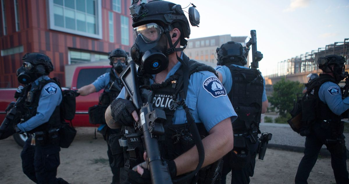 Minneapolis City Council Says It Will Disband Police Force