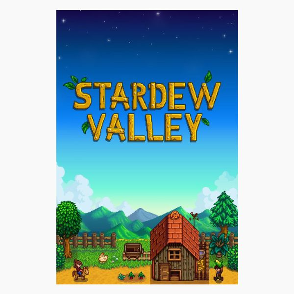 Playstation Stardew Valley