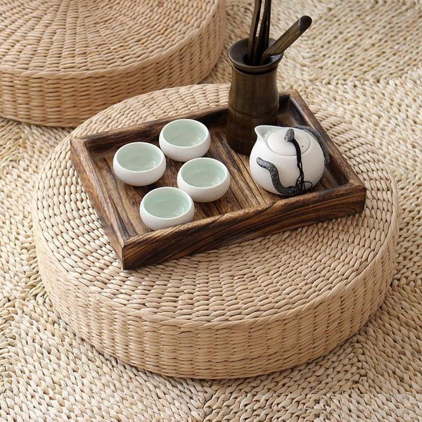 MAHAO Japanese Style Tatami Floor Cushions