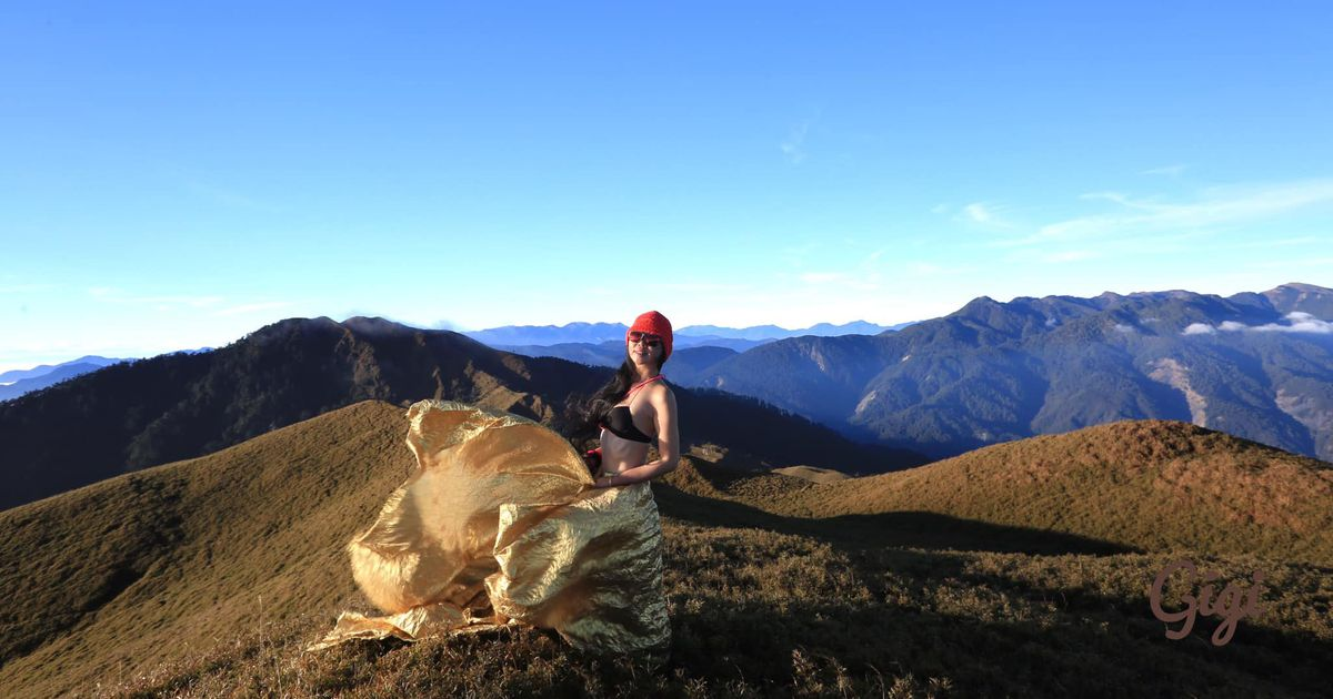 Taiwanese 'Bikini Climber' Dies on 25-Day Solo Hike