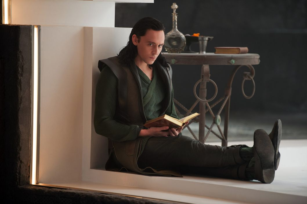 Loki Thor 2 Hair Thor The Dark World   Loki