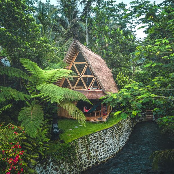 Hideout Bali Eco Bamboo Home