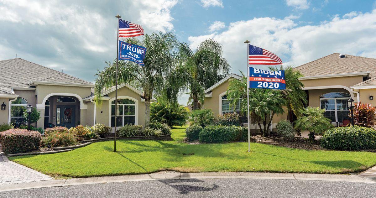 Flush The Turd On November Third 2020 Vote for Biden USA President Yard Sign