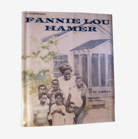 Fannie Lou Hamer, by June Jordan