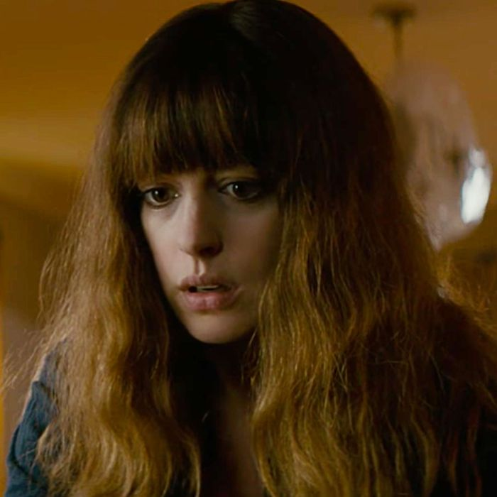 The Biggest Star Of 'Colossal' Is Anne Hathaway's Wig