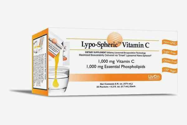 Lypo-Spheric Vitamin C Packets