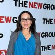 Janeane Garofalo==         THE NEW GROUP Celebrates the Opening of RUSSIAN TRANSPORT==         Yotel Club Lounge, New York==         January 30, 2012==         ?Patrick McMullan==         Photo-JIMI CELESTE/patrickmcmullan.com==