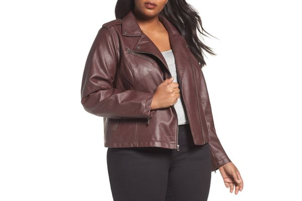 Levi's Faux Leather Jacket