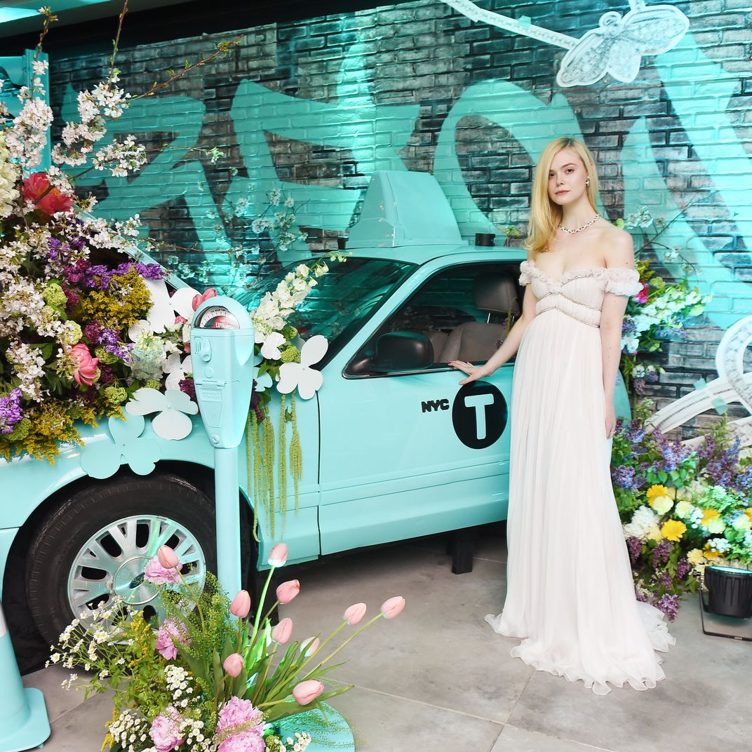 Tiffany Co Celebrated Its Paper Flowers Collection