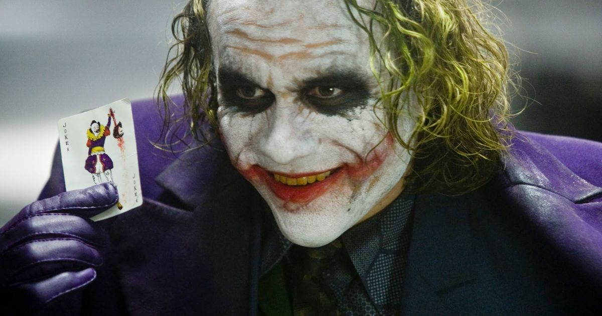 Llega un nueva revelación del Joker interpretado por Heath Ledger