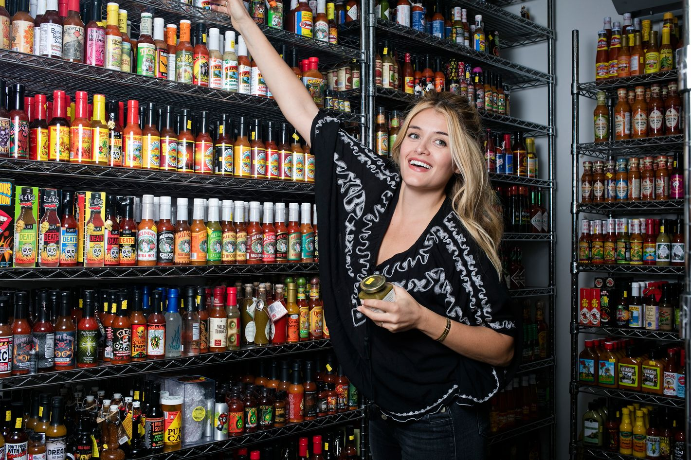 Daphne Oz Makes Pizza and Dumplings on the Same Night