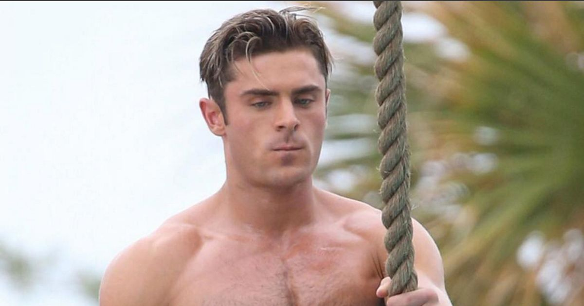 A Few Poems About How Ridiculously Ripped Zac Efron Is ...