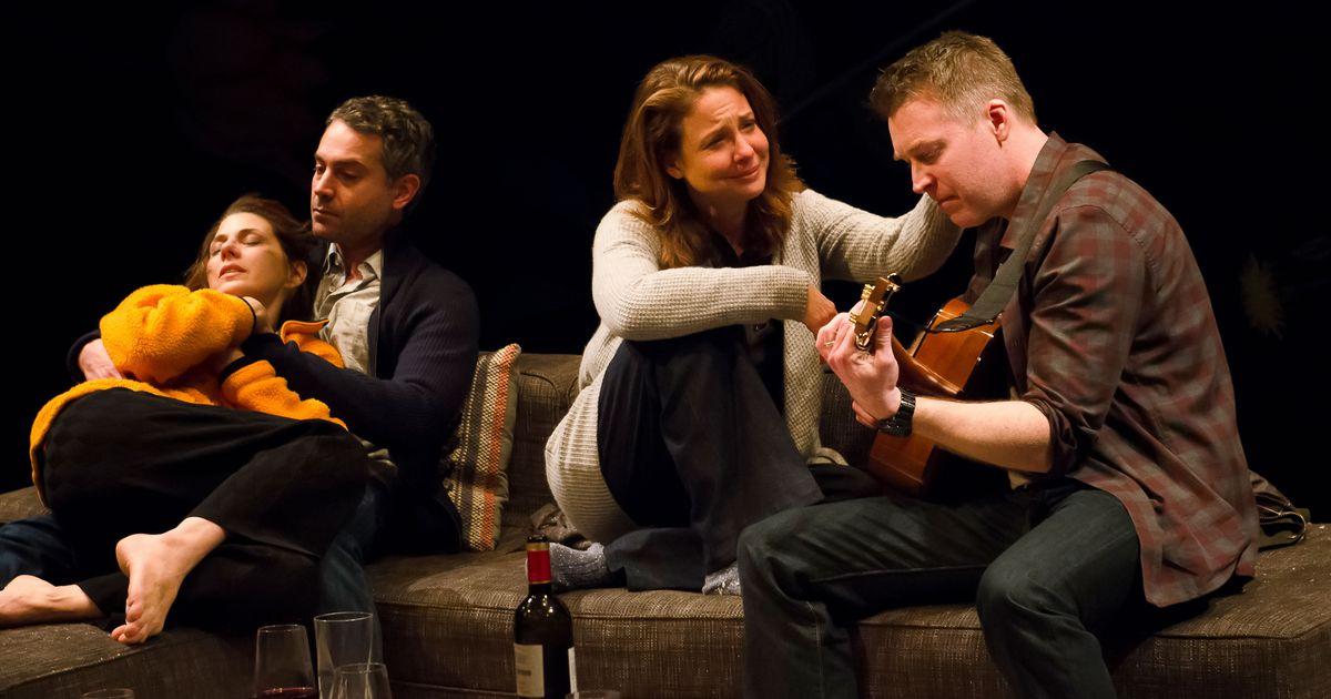 Theater Review: Sarah Ruhl Gets Into Polyamory, Maaan