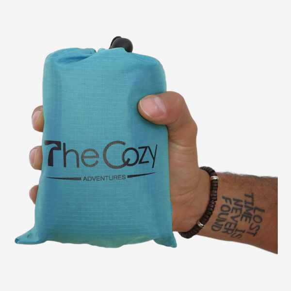 TheCozy Adventures Pocket Picnic Blanket Sheet