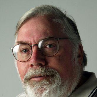 Philadelphia Daily News sports columnist Bill Conlin in a 2003 file photo.