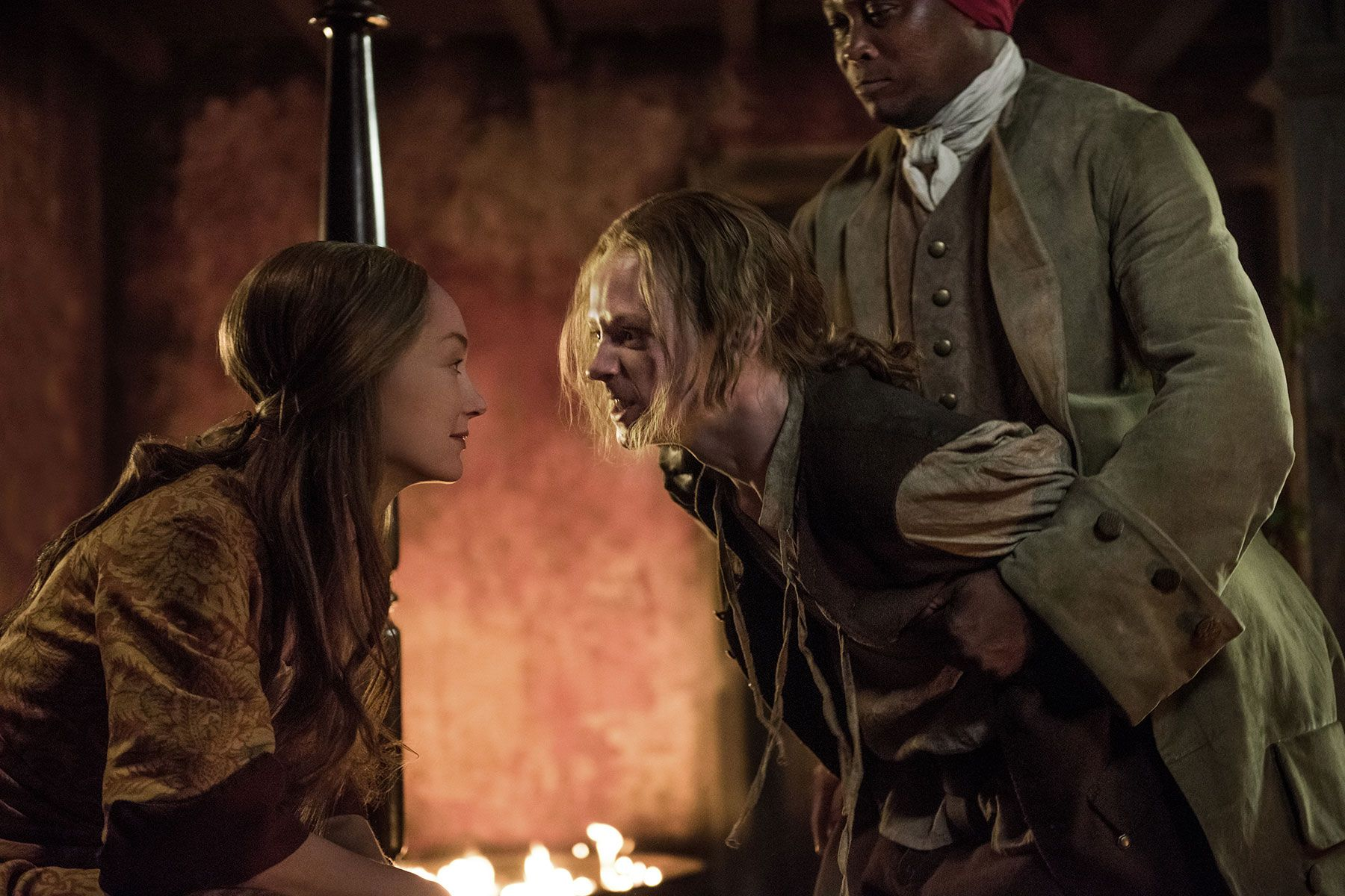 <em>Outlander</em> Season-Finale Recap: The Tempest