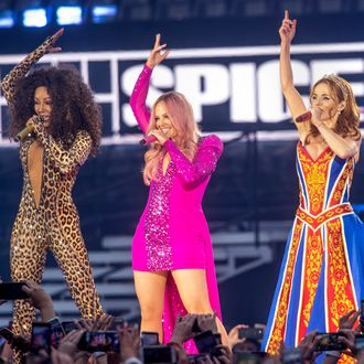 Spice Girls Kick Off Reunion Tour With Sound Issues