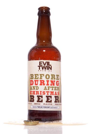 "Evil Twin Brewing (Denmark)<br>$14.99 for 16 oz. <br><strong>Type:</strong> Double IPA<br><strong>Tasting notes:</strong> ""A hop-head's dream, this golden amber IPA has a fresh citrus-pine aroma. Very bitter, but doesn't linger around after each sip. It has a nice carbonation that hides the 8 percent ABV."" <br>—Jeff Wallace, beer-team leader, Whole Foods Market: Bowery Beer Room<br>  <br>"