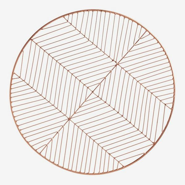 CB2 Register Copper Placemat