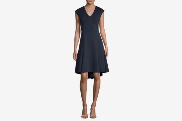 Elie Tahari Moriah A-Line Dress