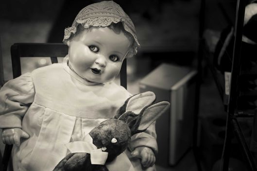 How Much Would You Pay For A Scary Haunted Doll? -- The Cut