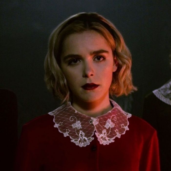 The Chilling Adventures of Sabrina.