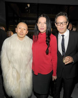 Koh and Abramovic.
