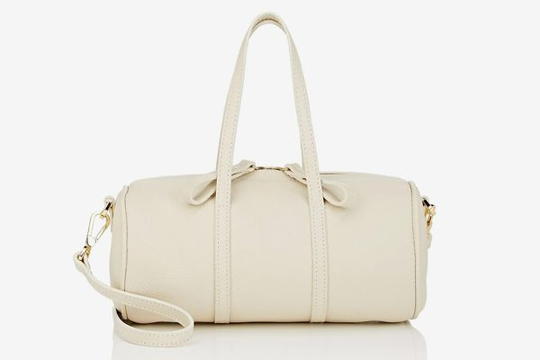 Mansur Gavriel Mini Mini Leather Duffel Bag