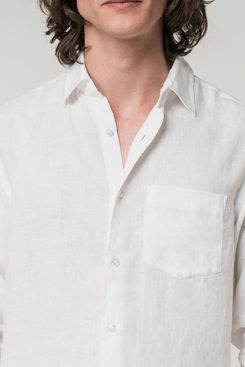 Isto Men's Linen Shirt