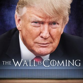Image result for trump game of thrones wall