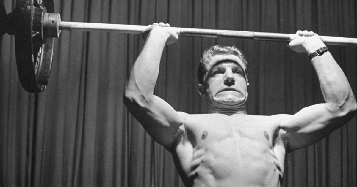 Workout Plans Based on Muscle Confusion Do not Work -- Science of Us