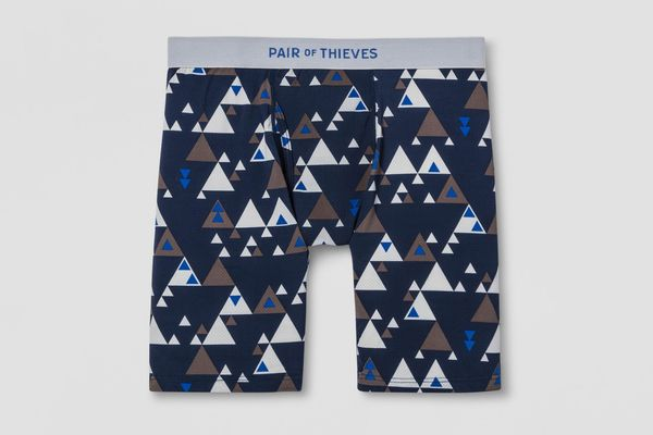 Pair of Thieves Men's Super Fit Long Leg Boxer Briefs