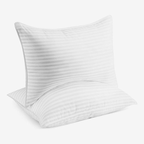 Beckham Hotel Collection Bed Pillows Queen Size, Set of Two
