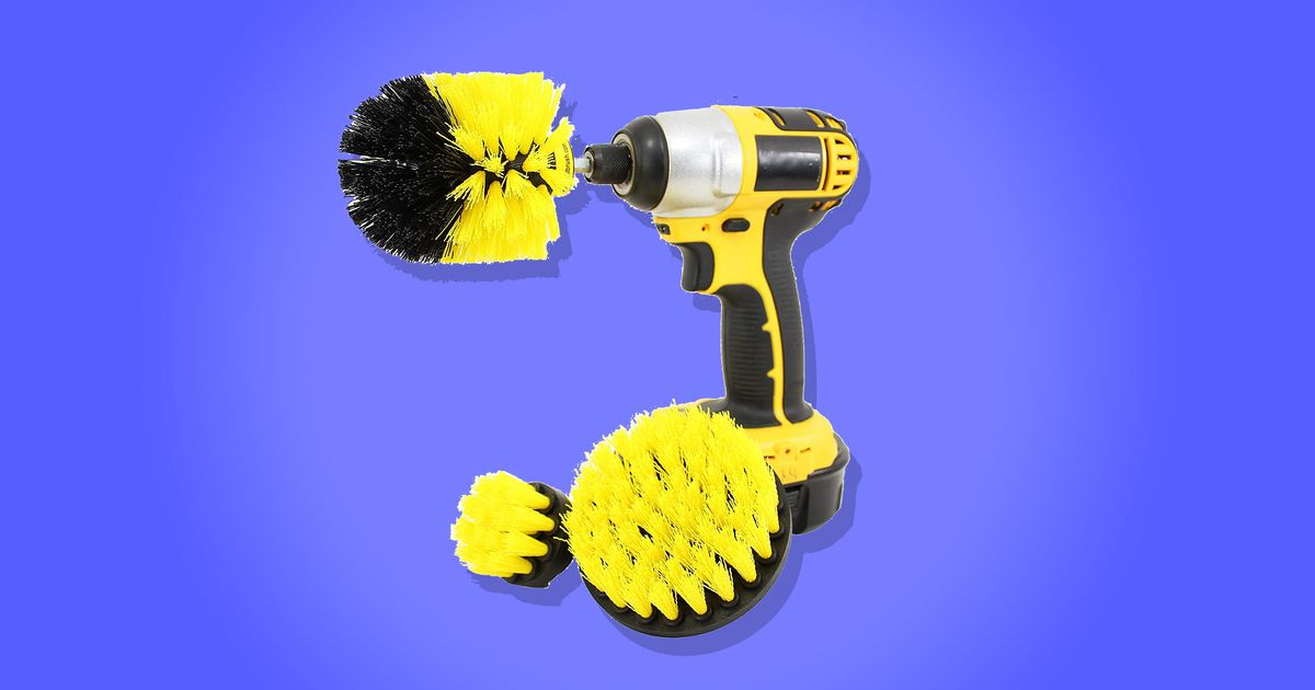 Drillbrush Is the Easiest Way to Clean Your Shower: 2019