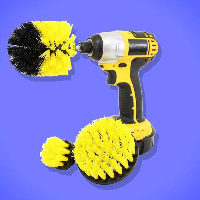 Drillbrush Is The Easiest Way To Clean Your Shower 2019