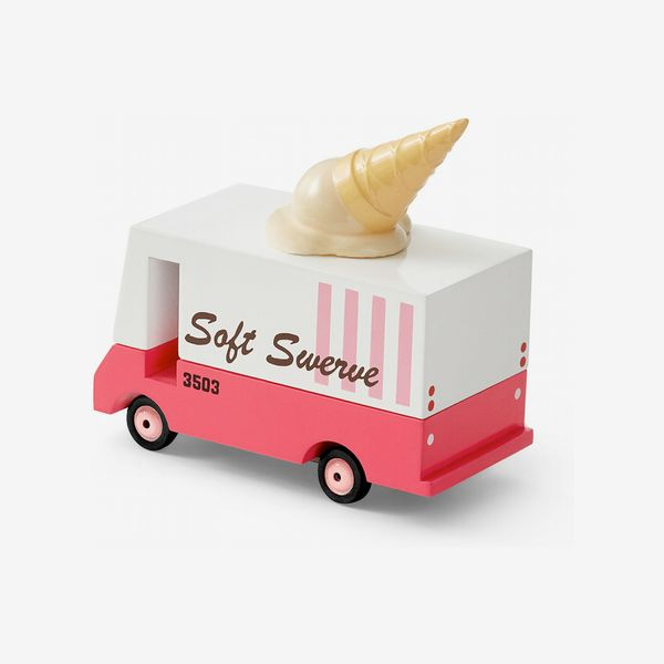 Candylab Toys Ice Cream Van Toy
