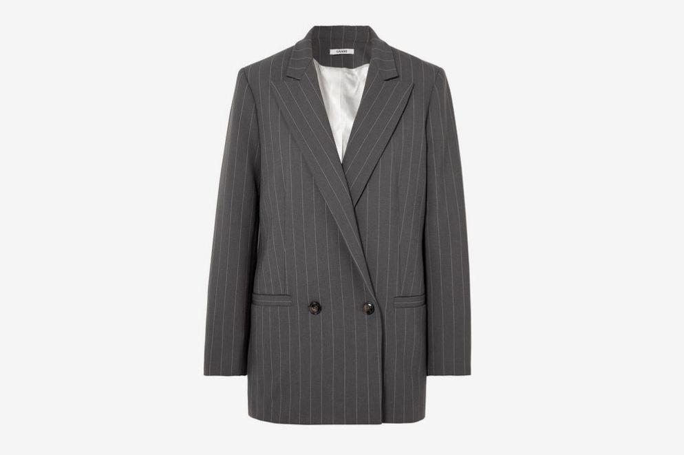 Ganni Garvey blazer