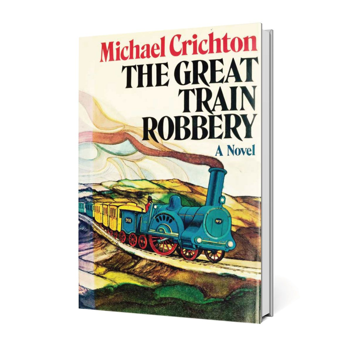analysing the setting of the great train robbery by michael crighton In 1975, crichton ventured into the nineteenth century with his historical novel the great train robbery, which would become a bestseller the novel is a recreation of the great gold robbery of 1855 , a massive gold heist, which takes place on a train traveling through victorian era england.