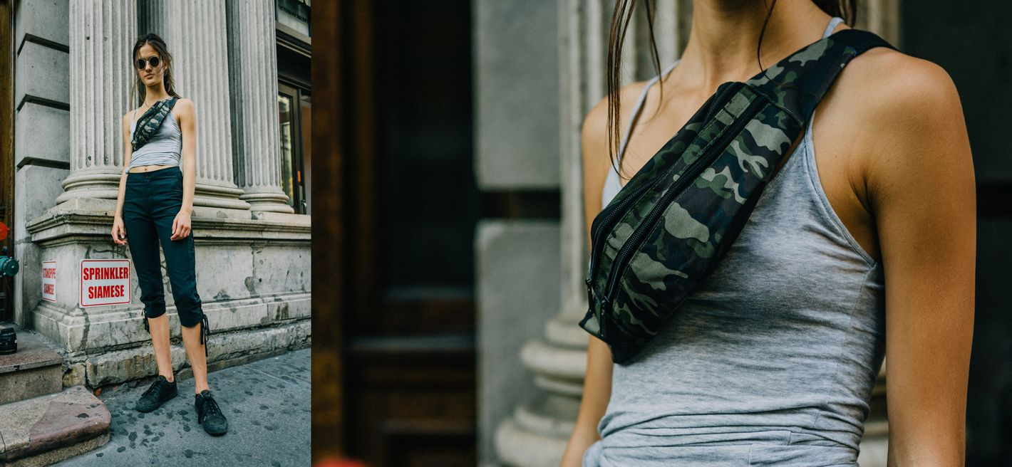 50bd400444d67 New Yorkers Have Finally Figured Out How to Wear Fanny Packs