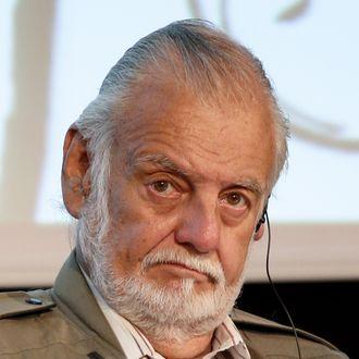 MILAN, ITALY - JULY 13: Director George Romero attends 'L'Aperitivo Con Gli Autori' held at Sala Buzzati on July 13, 2010 in Milan, Italy. (Photo by Vittorio Zunino Celotto/Getty Images) *** Local Caption *** George Romero