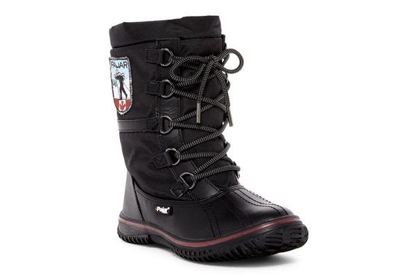 Pajar Grip Low Faux Fur Lined Waterproof Boot