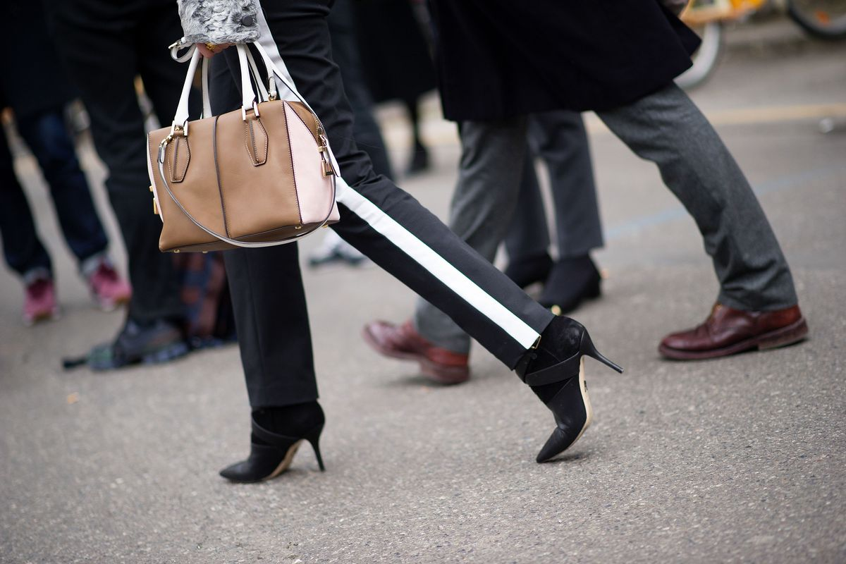 Caroline Issa Street Style Milan Men 39 S Fashion Week The Cut