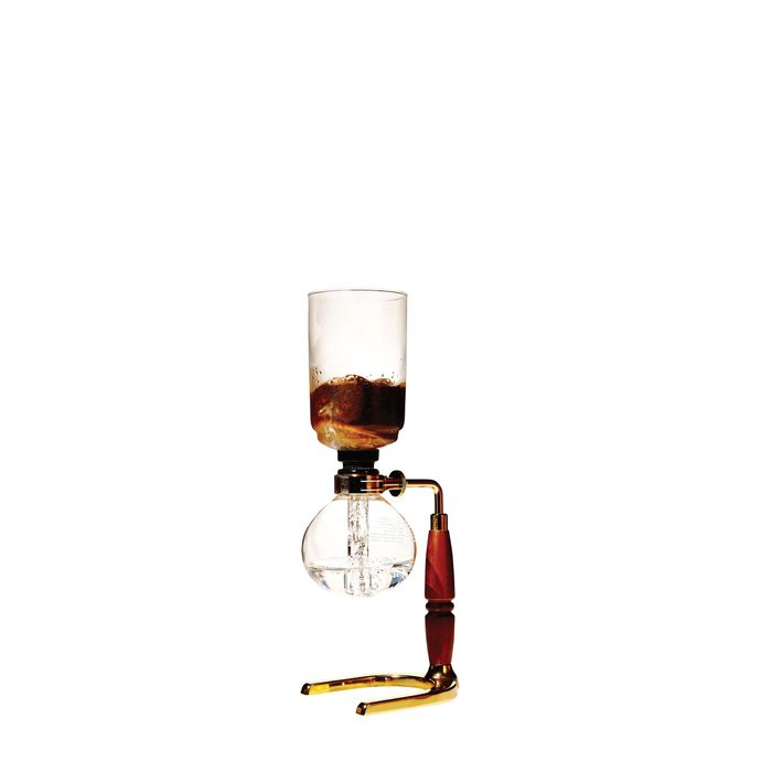 Hi-Collar's siphon coffeemaker.