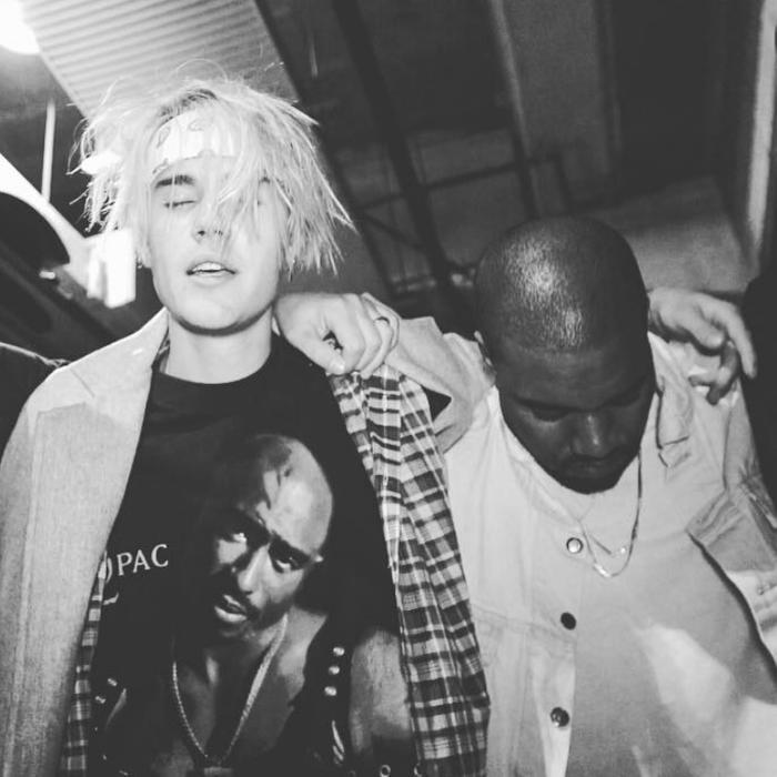 Reverend Bieber. Justin Bieber/Instagram