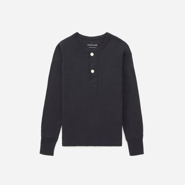 Everlane ReCotton Henley