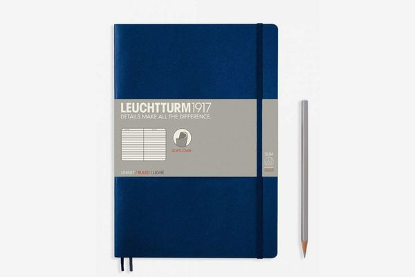 Leuchtturm Softcover Composition B5 Ruled Notebook