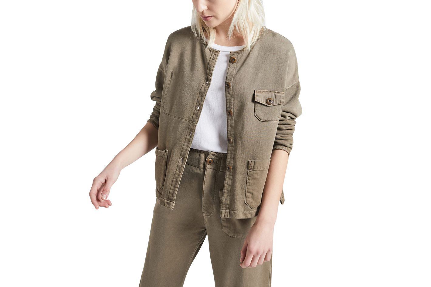 Current/Elliott Workwear Liner